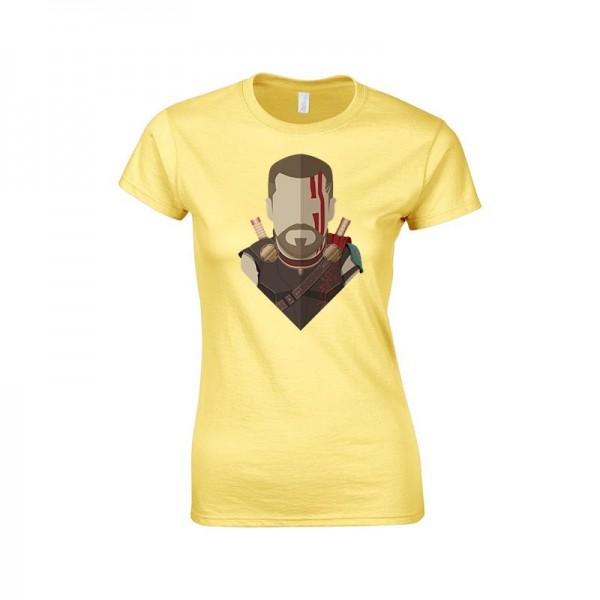 Dámske Žltá