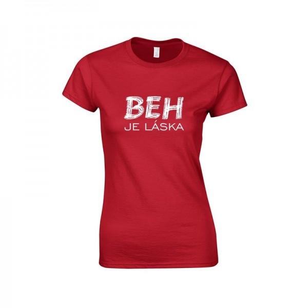 Tričko – Beh je láska